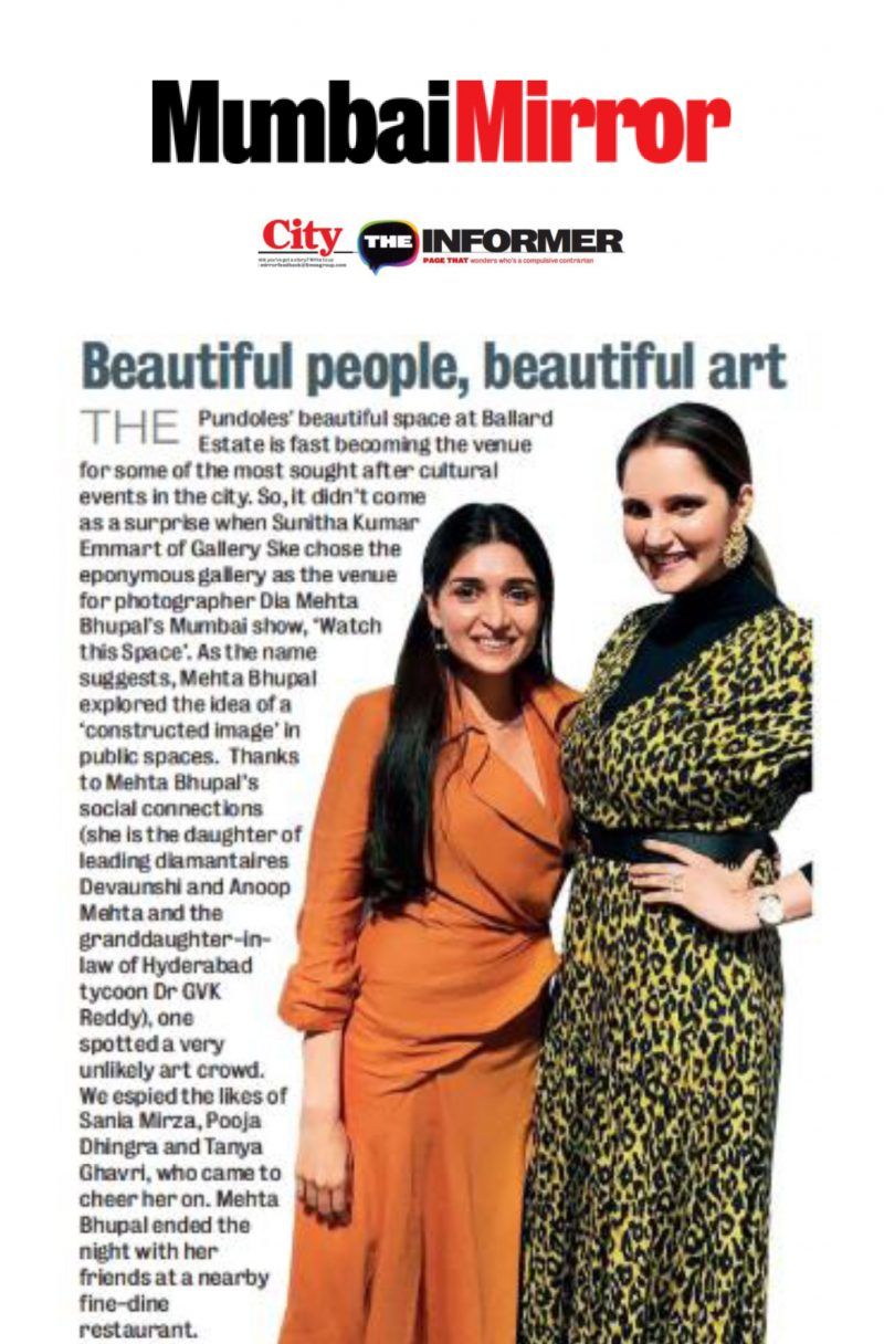 Mumbai Mirror - January 18, 2019